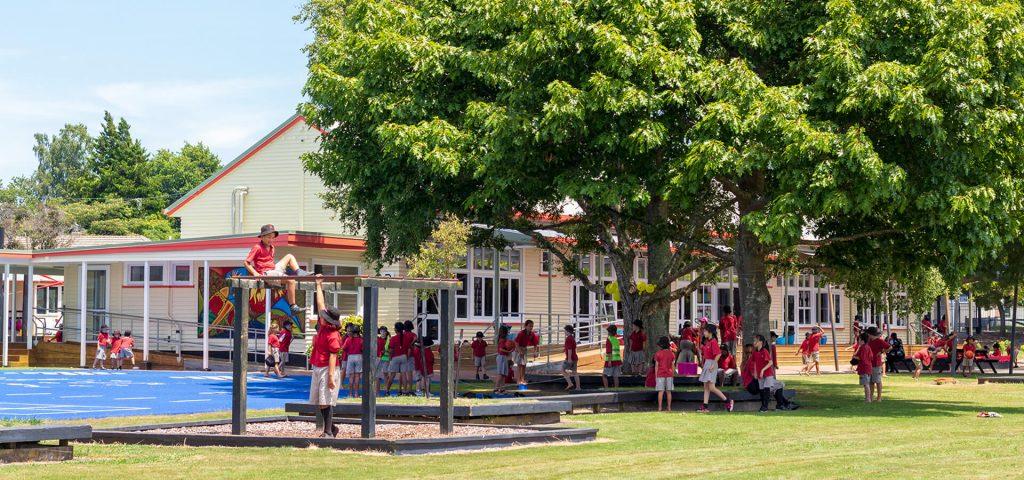 Board, Glenholme School